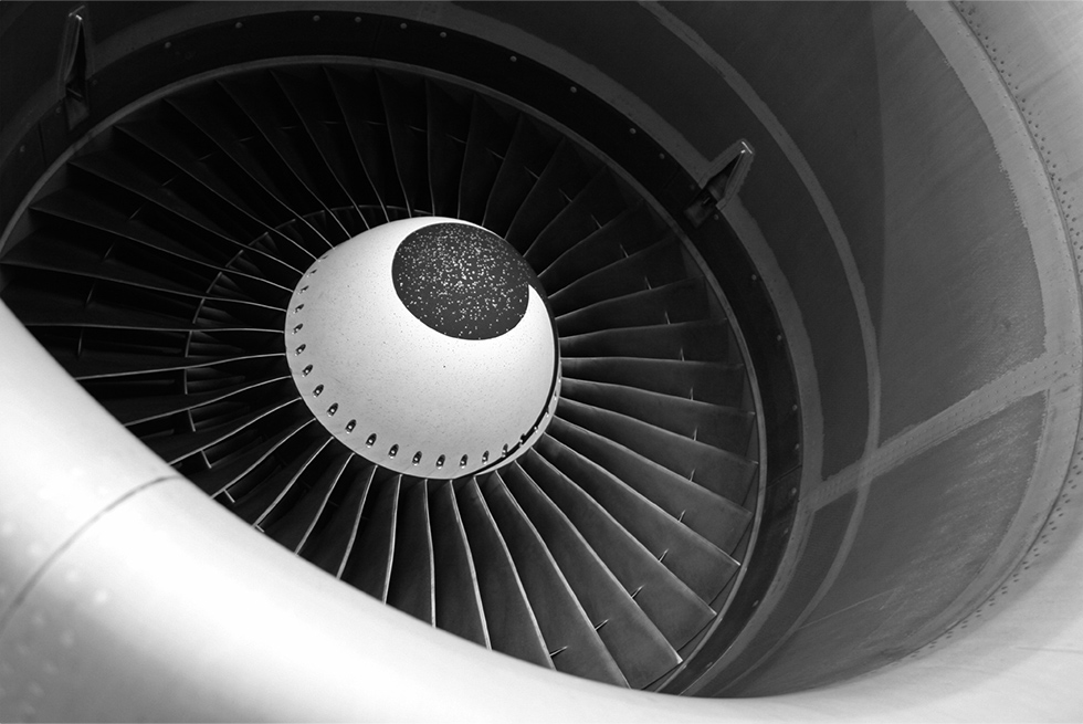 GE Aircraft Engine